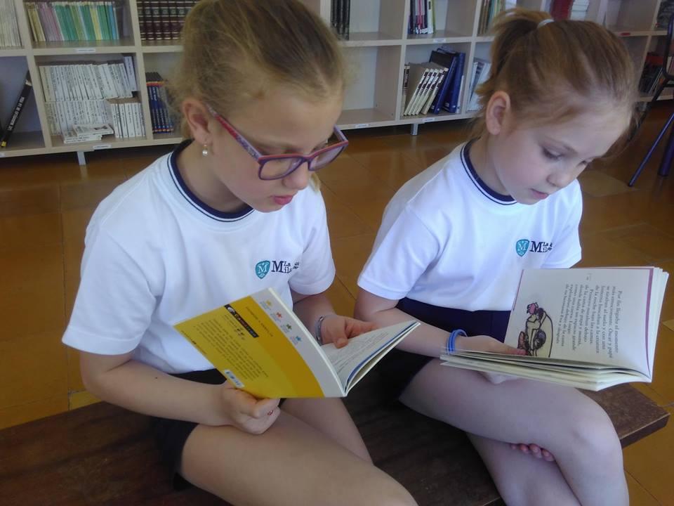 Lectura lliure. 3r de primària