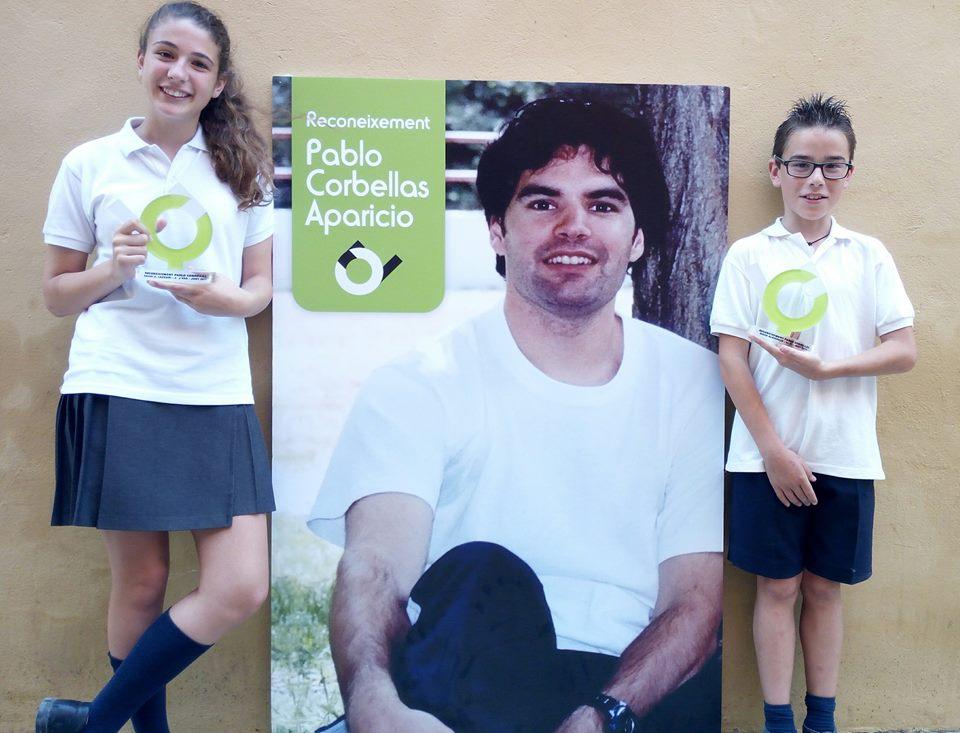 Reconeixement Pablo Corbellas Aparicio 2017