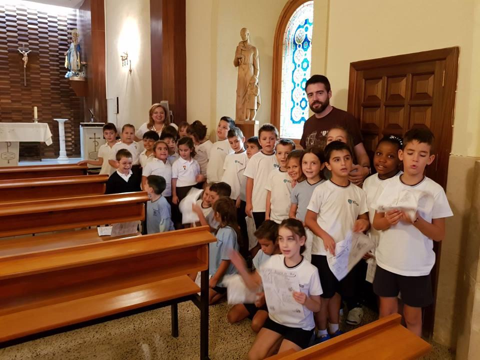 Festa de San Vicent de Paúl al nostre centre