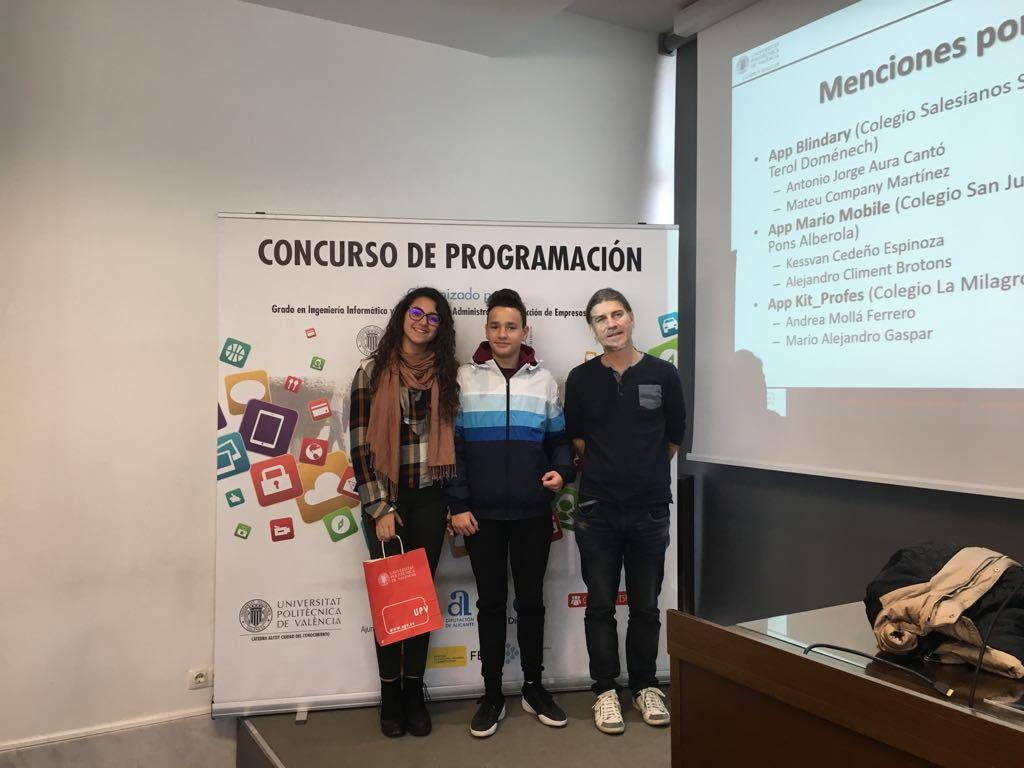 El treball de l'alumnat de 3r d'ESO, premiat a Alcoi