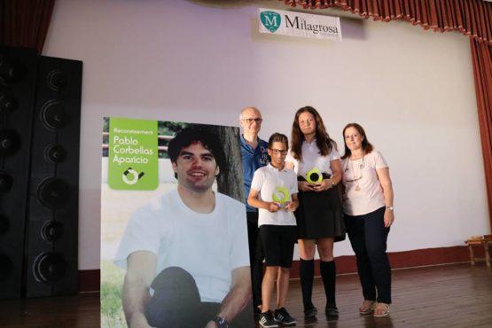 Adelina i Viorel, premis Corbellas 2018