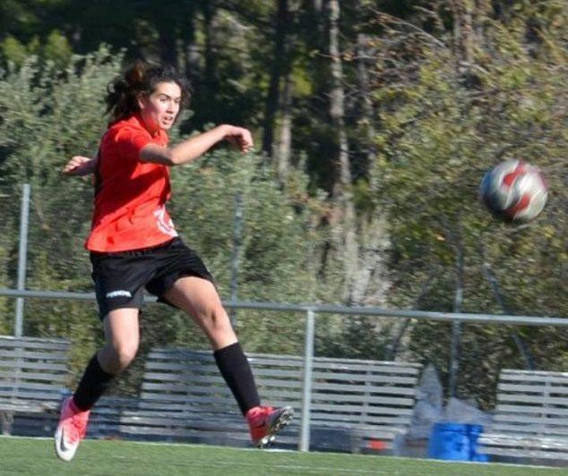 L'alumna Gisela Espejo signa amb el València CF