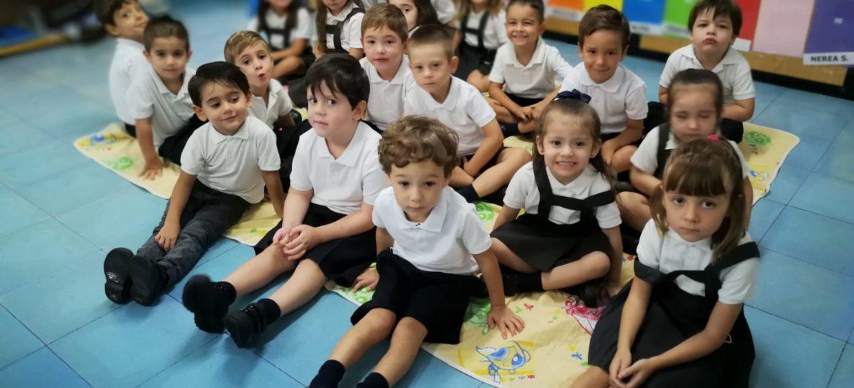 Primer dia de classe al nostre centre
