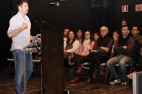 La Milagrosa, present a la conferència de César Bona