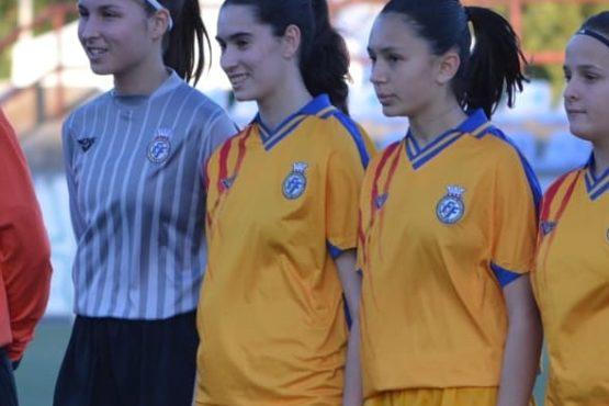 La alumna Gisela Espejo convocada por la selección autonòmica sub 16