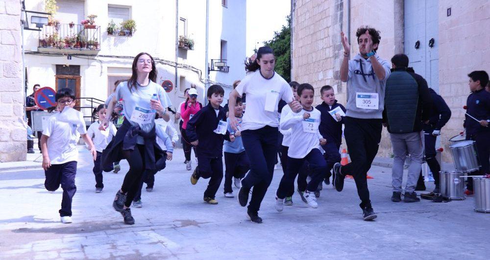 Èxit rotund a la 1a Setmana de L'Activitat Física i Salut