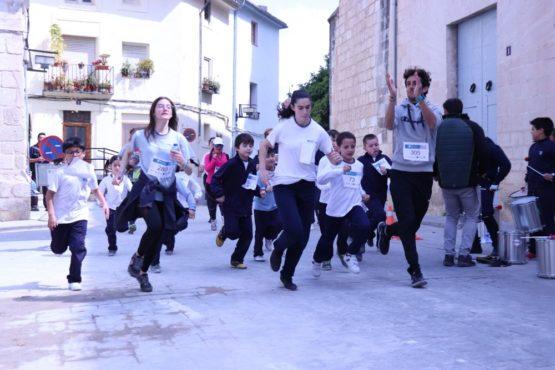 Éxito rotundo en la 1ª Semana de la Actividad Física y Salut