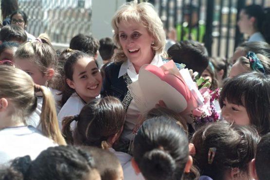 María Rosa Soler es jubila