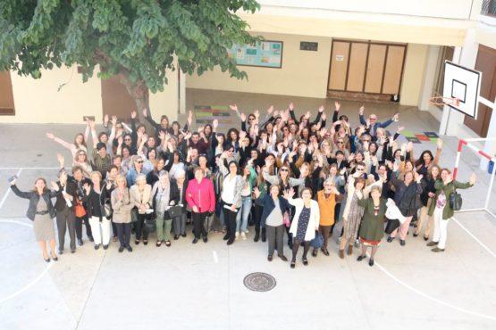 La fiesta de ex alumnos anuncia el 150 aniversario del colegio