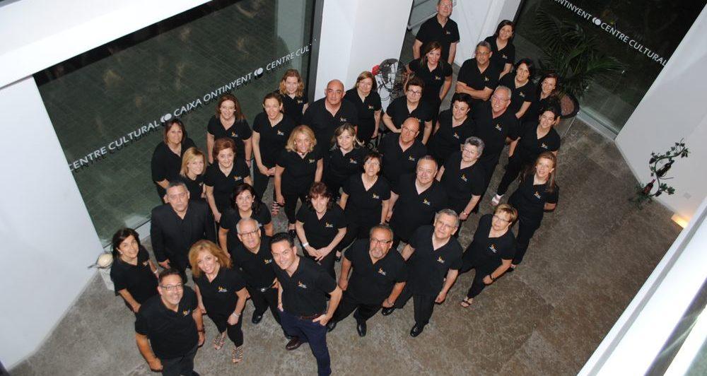 Concierto de la Coral Polifònica Caixa Ontinyent para abrir el 150 aniversario