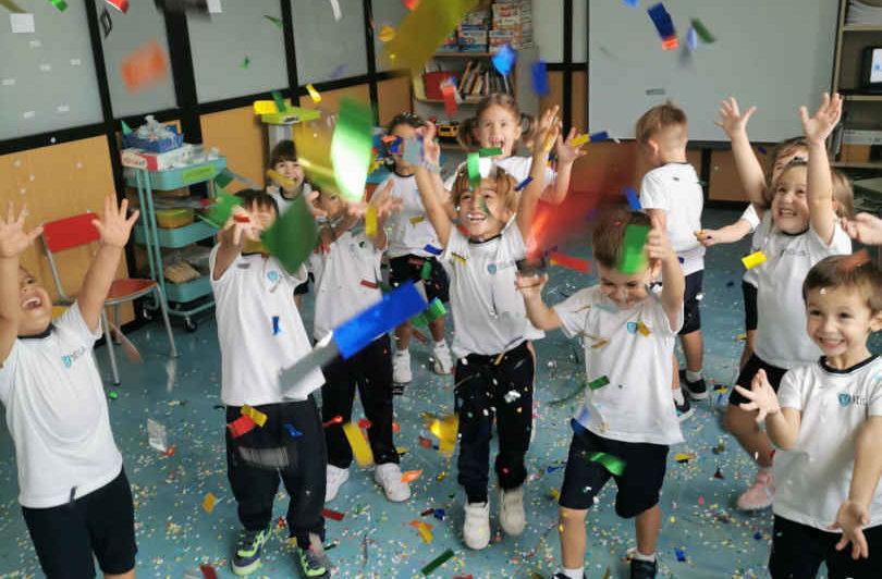 Festa de Benvinguda d'Infantil