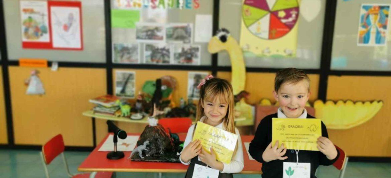 "Proyecto de Infantil: ""Dinosaurios"""