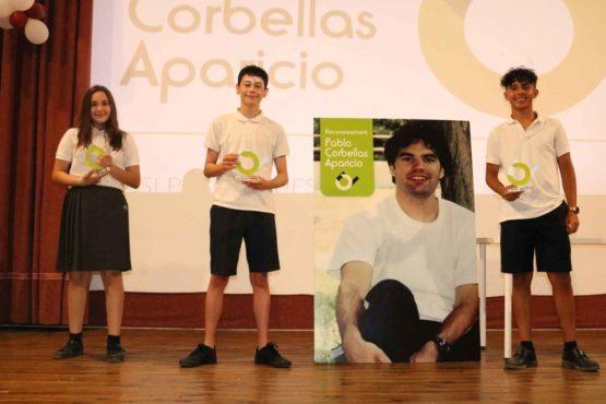 Premi Pablo Corbellas i rendiment acadèmic